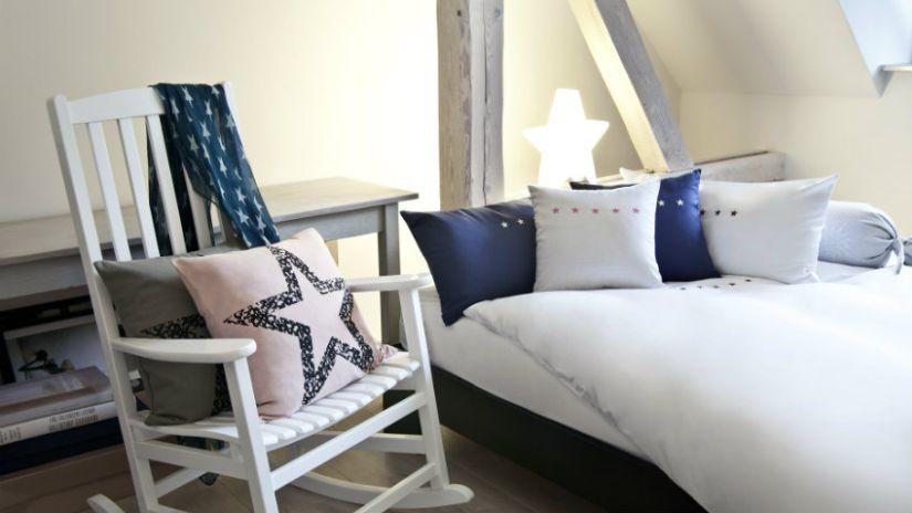 Podkrovná posteľ pre deti