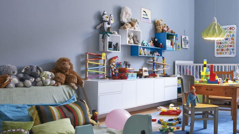 Detský drevený stôl