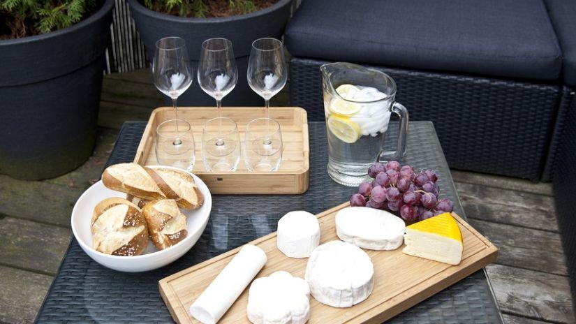 Štýlové poháre na víno