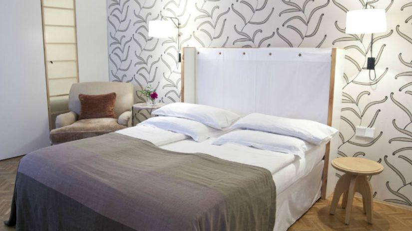 Elegantné tapety do spálne