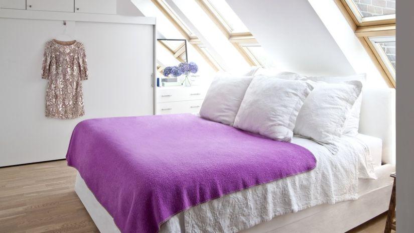 Klasická šatníková skriňa do spálne