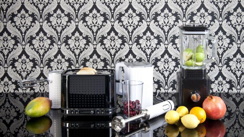 Moderná sada kuchynských potrieb