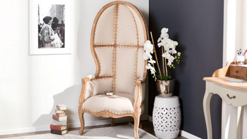 Starožitný dizajnový zlatý nábytok