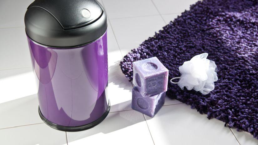 Trendy koberec do kúpeľne