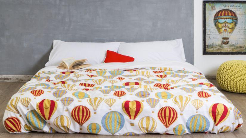 Štýlové obrázkové posteľné obliečky