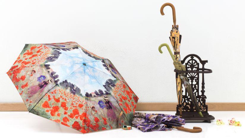 Štýlový dáždnik s motívom