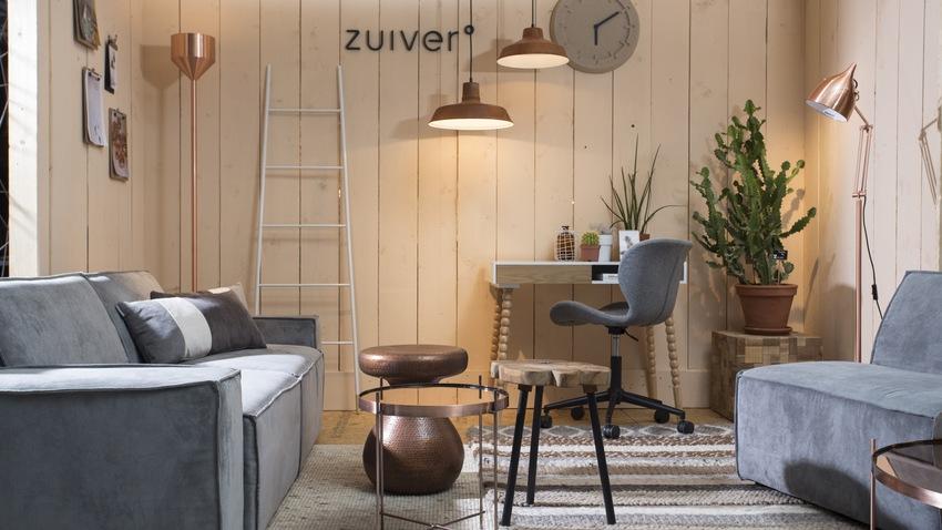 Štýlový drevený konferenčný stolík