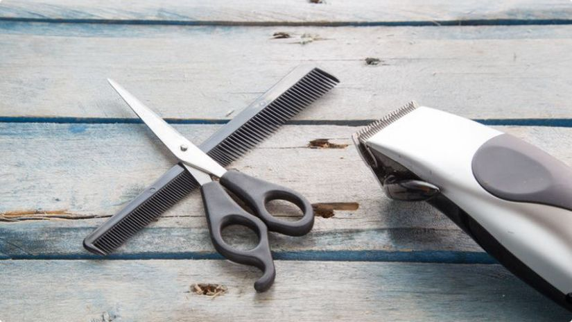 Profesionálne nožnice na vlasy