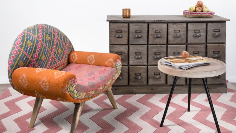 Štýlový vintage nábytok