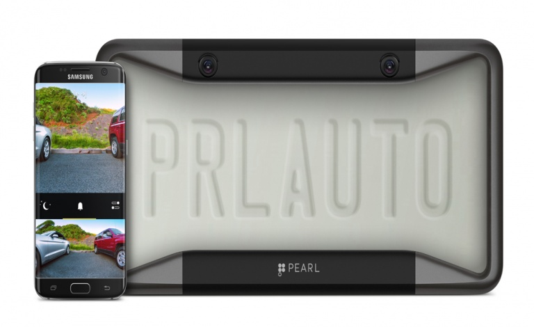 Pearl-Camera Frame Render_with Android
