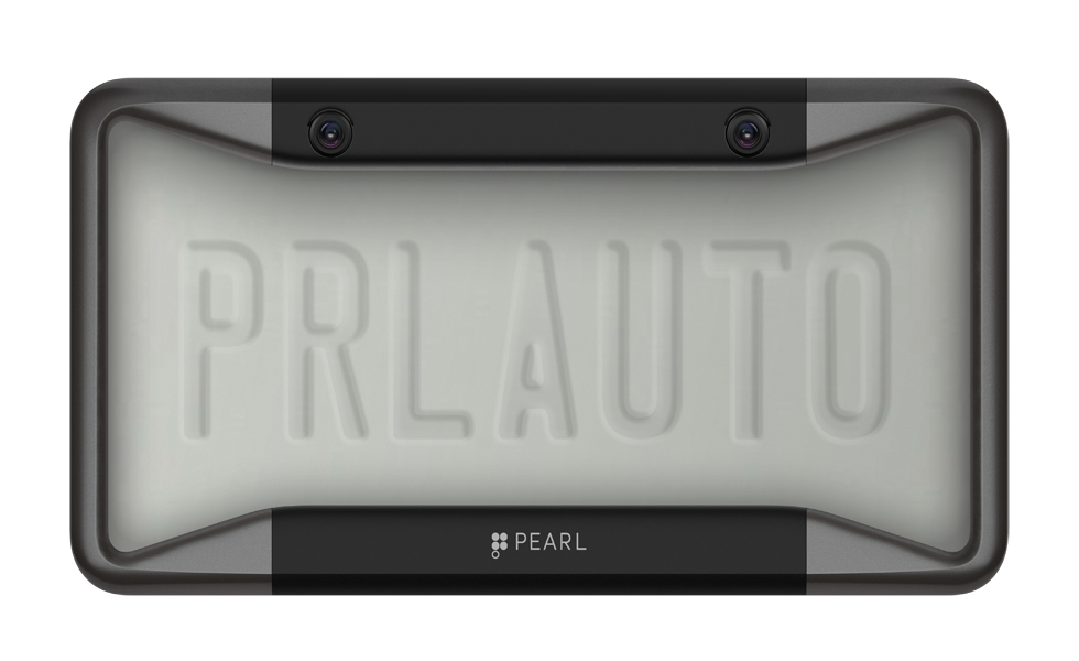 Pearl-Camera Frame Render_with license plate