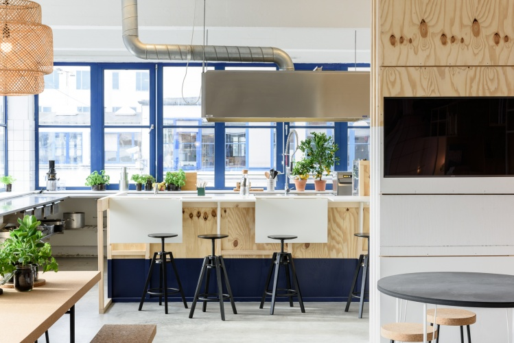 Ikea's Space 10 workspace