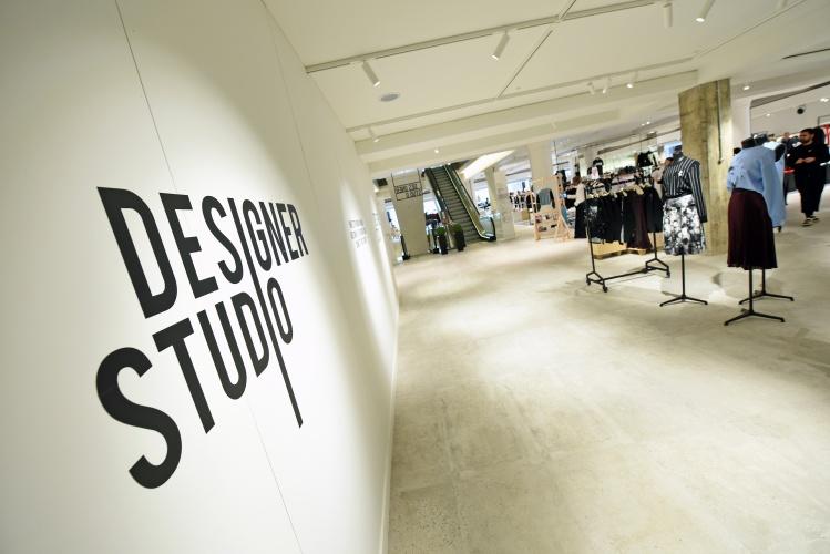Designer Studio, Selfridges