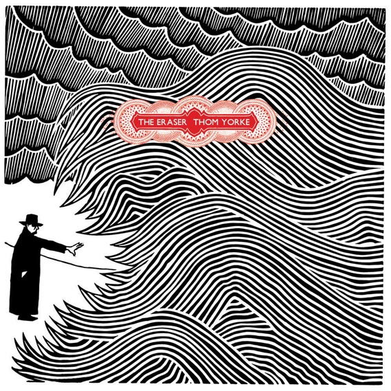 Thom Yorke's new album - Among those who have used Dover images in their work is Stanley Donwood who employed some Victorian decorative borders in his cover for Thom Yorke's new album, The Eraser (CR August). Label: XL Recordings. Album packaging produced by Think Tank Media.