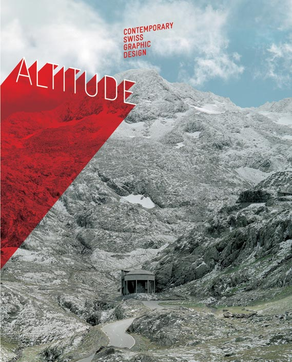 Altitude Contemporary Swiss Graphic Design Scaling The Heights - Our current altitude