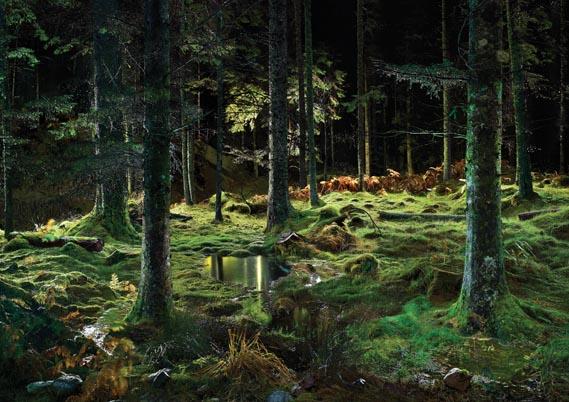 Torridon Moss Pond, 2005