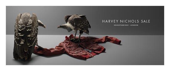 DDB London: Harvey Nichols posters