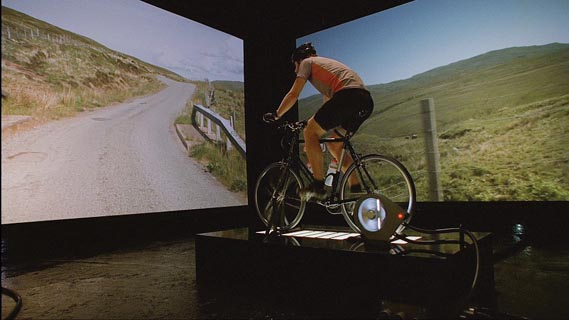 Orange spot - Round-the-world cyclist Mark Beaumont stars in this spot for Orange, which forms part of Fallon's Together We Can Do More campaign for the phone brand. Creatives: Lawrence Seftel, Dave Day. Director: Daniel Kleinman. Production company: Rattling Stick