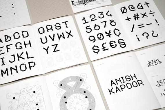 PROA - Font booklet