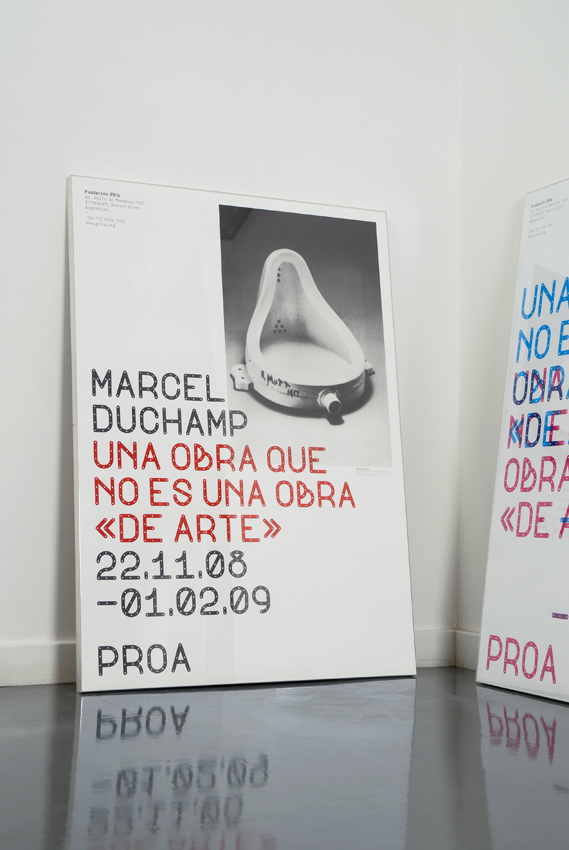 PROA - Show poster