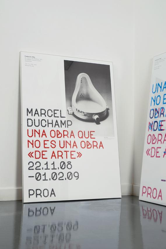 PROA - Show poster