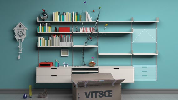 Vitsoe website