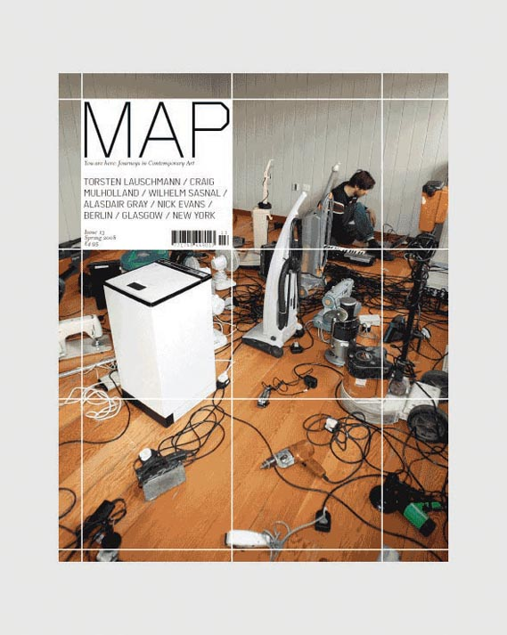Map Magazine cover