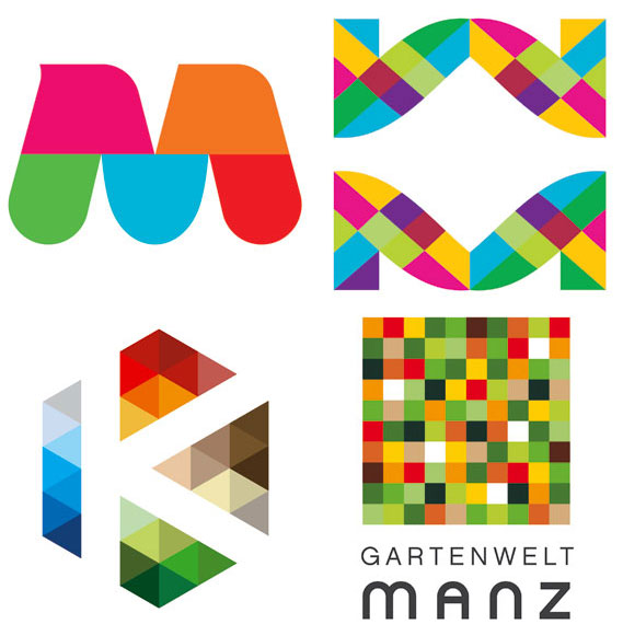 Mosaic - (Clockwise from top left): NATIONAL Public Relations for Greater Montréal; Dache for Webmynd; Kommunikation & Design for Gartenwelt Manz; Team Y&R for Khalid Bin Haider Group.