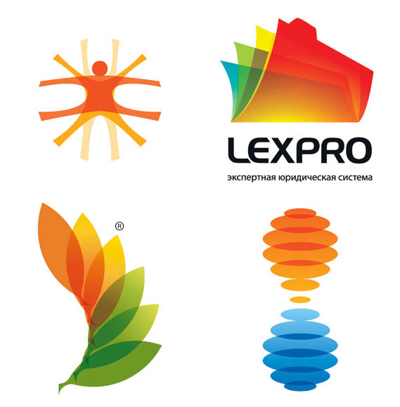 Sequential - (Clockwise from top left): Schwartzrock Graphic Arts for Design Center; RedBrand for LexPro; Gardner Design for BiTemp; Metaforma Design for race (Research for an Alternative and Clean Energy)