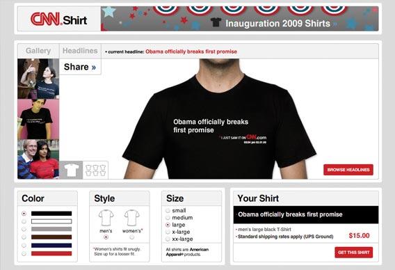 CNNT-shirt maker