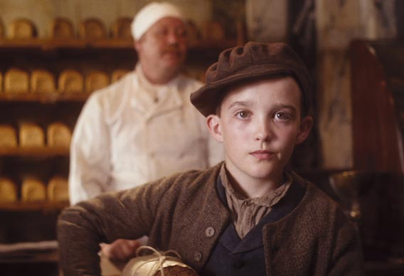 Go On Lad Hovis commercial