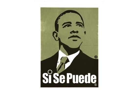 Si Se Puede print - by Ruben Esparza (Chora Prints)