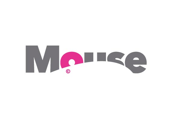 Mouse logo - by Johnsonbanks