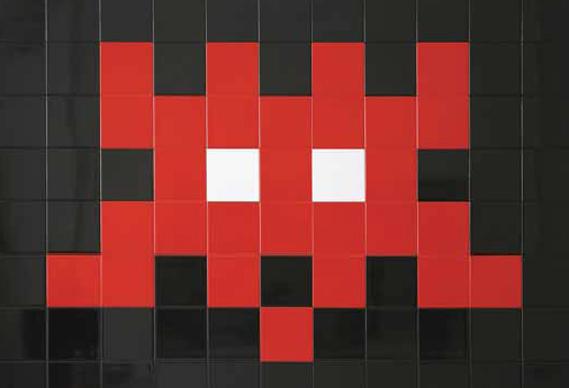 569_0.jpg - Space Invaders, Rubik's Cubes and album art - 1676