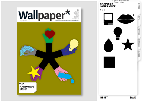 design your own wallpaper cover creative review
