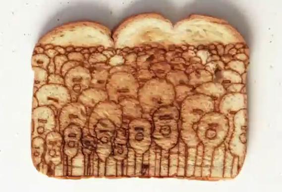 toast_0.jpg - OK Go, Speight's, Disneyland Paris and more nice work - 2862