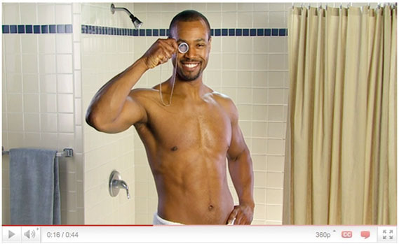 Old Spice - digital - Accompanying 'digital response campaign'