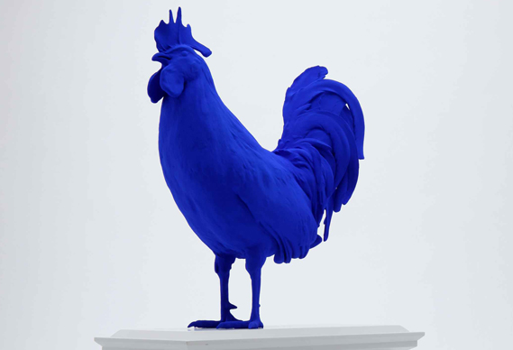 katharina_fritsch_hahncock_0.jpg - A big blue cockerel for Trafalgar Square - 2996