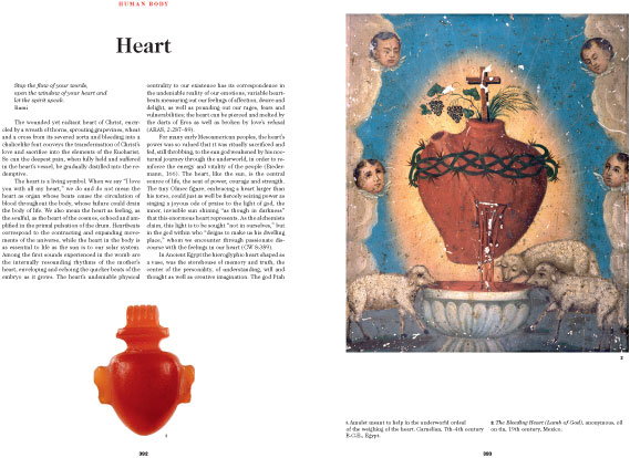 Heart A Spread From The Book Of Symbols Dedicated To The Heart