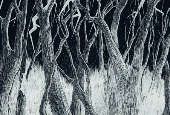 bad_woods_small_0.jpg - Stanley Donwood: Work on Paper - 3093