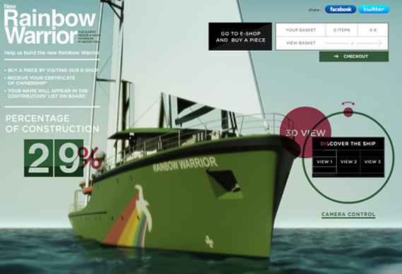 rainbowwarrior_0.jpg - Nice work for Greenpeace, Yota, Nike, VW and more - 3098