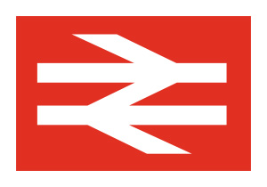 British Rail logo (1964) - Design Research Unit/ Gerry Barney
