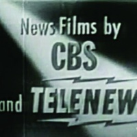 The CBS logo before the eye