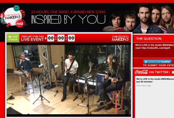 cokesmall_0.jpg - Coke's 24-hour music session with Maroon 5 - 3190