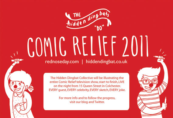 comicrelief2011_hidden_1.jpg - CR for CR: What our readers are doing: The Hidden Dingbat - 3151