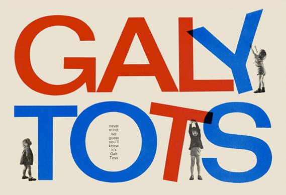 ken_garland_galy_tots388_0.jpg - Galy Tots print by Ken Garland - 3158