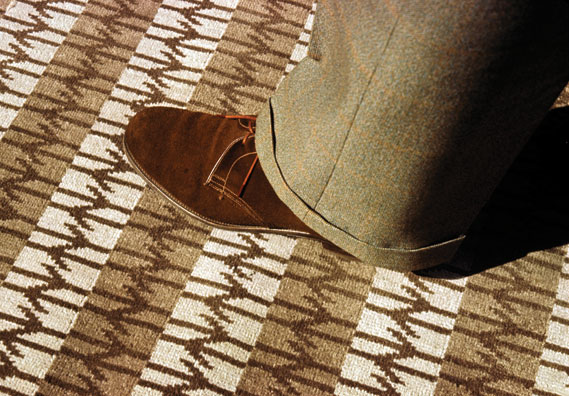 British Rail carpet, 1964 - © NRM British Transport Films/Science & Society Picture Library