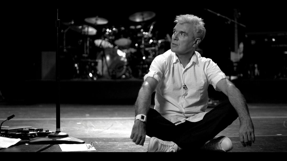 Rise Roar, David Byrne