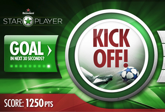 hsmall_0.jpg - Heineken launches live football game StarPlayer - 3264