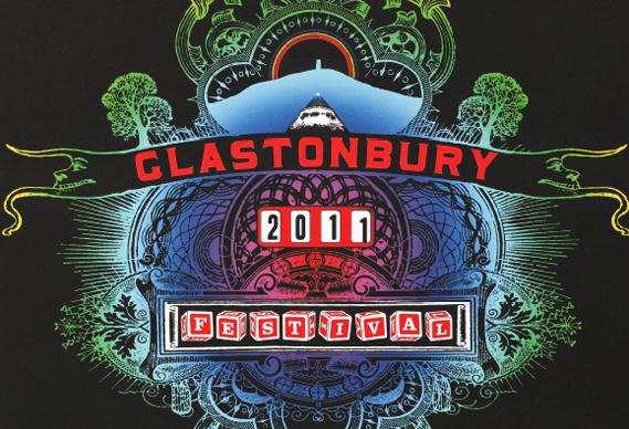 glastonburysmall_0.jpg - Stanley Donwood's Glastonbury Print - 3430